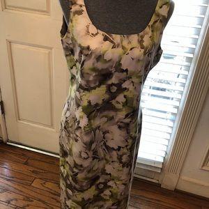 Women's floral Sheath Dress
